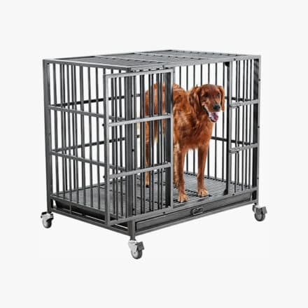 Frisco Heavy Duty Dog Crate Large