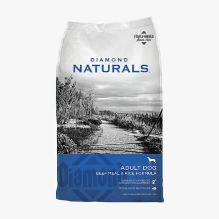 Diamond Naturals Adult Dog Food Formula