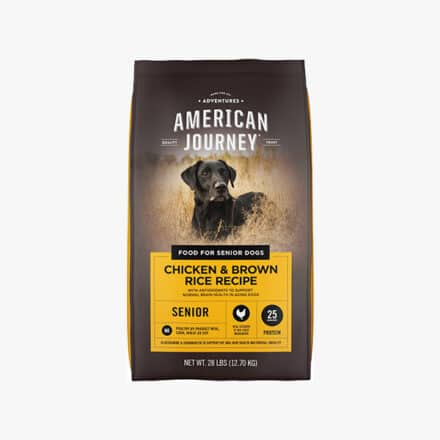 American Journey Senior Formula Grain Inclusive