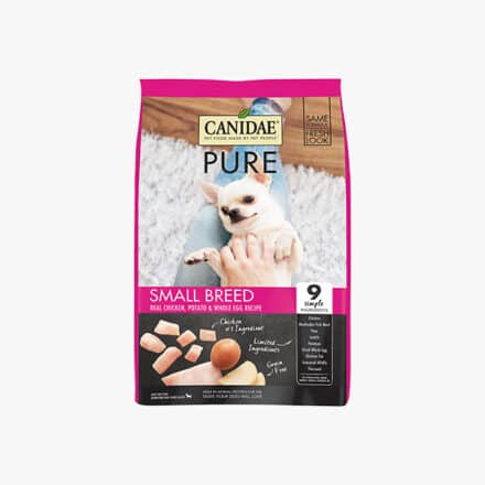 Canidae Pure Small Breed Adult Dog Food