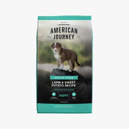 Grain Free Puppy Food American Journey