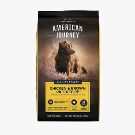 Grain Inclusive Adult Food American Journey