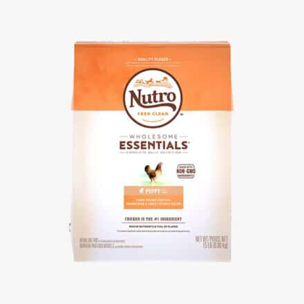 Nutro Puppy Formula Dog Food