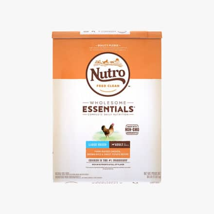Nutro Wholesome Essentials Food