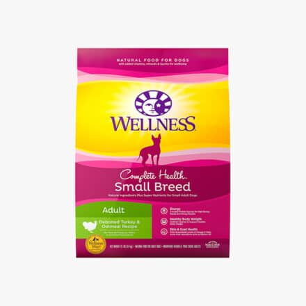 Wellness Small Breed Adult Natural Food