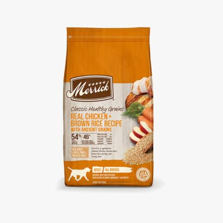 Merrick Adult Formula Dog Food