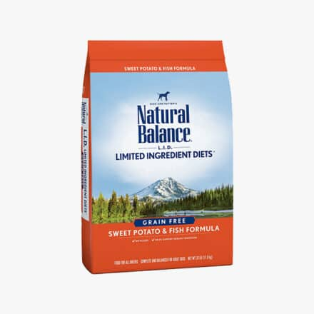Natural Balance Legume Free Food